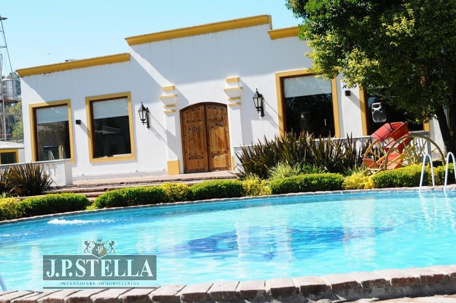 Excelente Estancia 58 ha.  c/ 2 Salones de Fiestas – Roberto Billinghurst 1000 – Ruta 1001 Km 5 –  Rafael Castillo